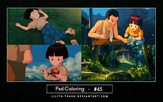 Psd Coloring #45