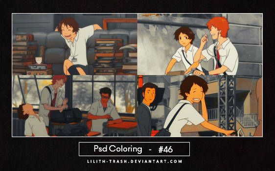 Psd Coloring #46