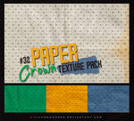 Paper Crown Texture Pack #32