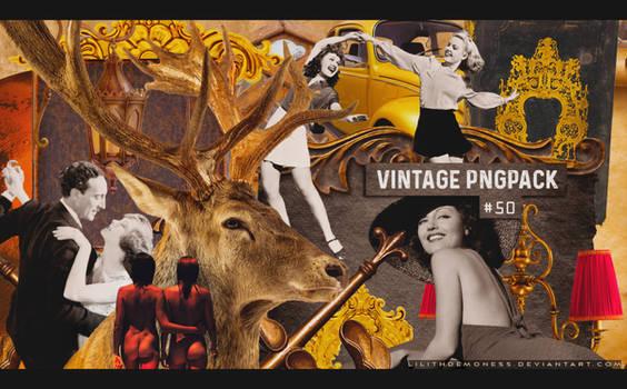 Vintage Pngpack #50