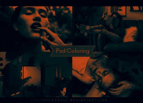 Psd Coloring #48
