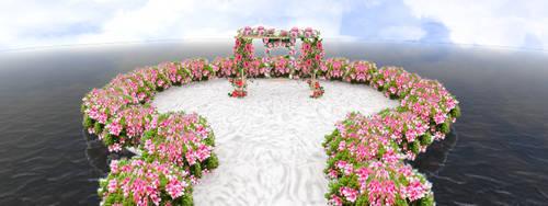 MMD Floral Swing Stage ~DL!~
