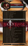 BloodRayne 0.7 skin for Xion