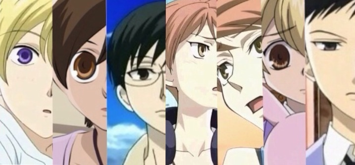Ouran Highschool Host Club x shy!insecure!reader by