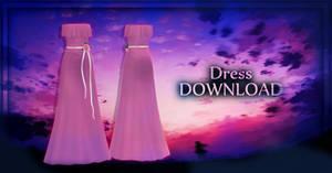 [MMD] Dress Download