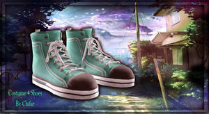[MMD] Costume 4 Shoes [DL CLOSED]