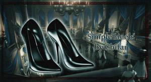 [MMD] Simple Heels DL