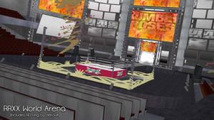 [MMD] RRXX World Arena - DL