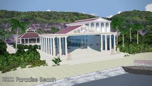 [MMD] RRXX Paradise Island - DL