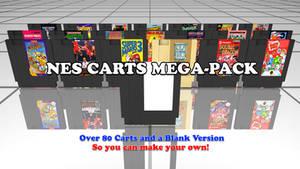 [MMD] NES Cartridges - DL