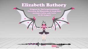 [MMD] Elizabeth Bathory - DL