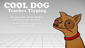 [MMD] Cool Dog Teaches Tiyping