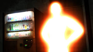 [MMD] Scary Vending Machine - DL