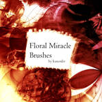 Floral Miracle Brushes
