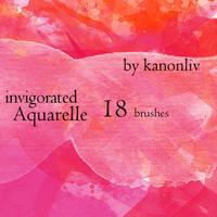 Invigorated Aquarelle by kanonliv