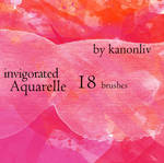 Invigorated Aquarelle