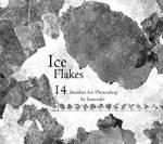 Ice Flake Brushes