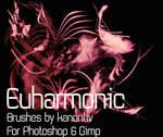22 Euharmonic Brushes