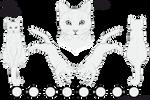 Feline Reference- Free Lineart