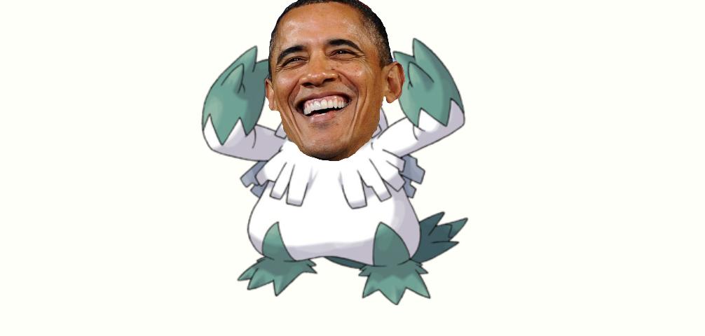 Obamasnow by KawaiiBron-3