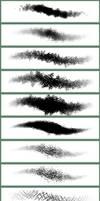 Scribbletastic brush pack by JohnnySix