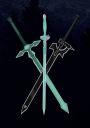 Sword Art Online Swords 2.0 by AJ13071997