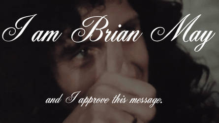 Brian approves this message