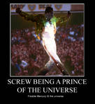 Freddie IS the Universe