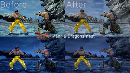 Tekken 7 - Vanilla Dragon's Nest Mod