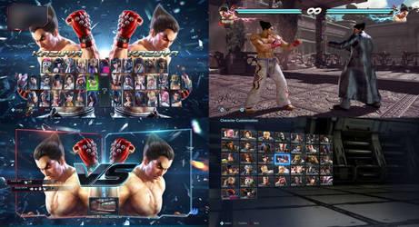 Tekken 7 - Tekken Mobile Render for Kazuya Mod