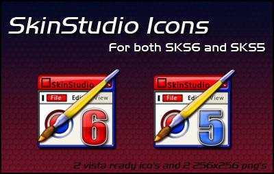 SkinStudio Icons by SKoriginals