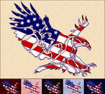 American Eagle Wallpack by SKoriginals