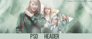 (PSD HEADER) TAYLOR SWIFT