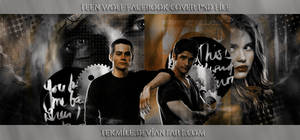 Teen Wolf Facebook Cover Psd File