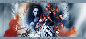 Deepika Padukone Facebook Cover Psd File