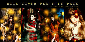 Book Cover Psd File Pack 2