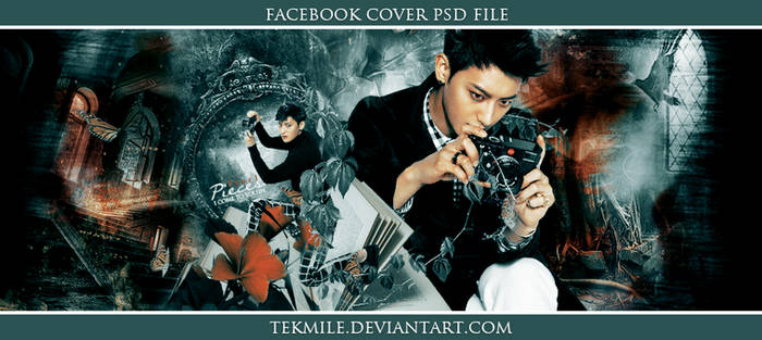 PSD FILE (FACEBOOK COVER) 1