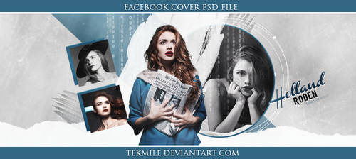 PSD FILE (FACEBOOK COVER) 3 by Tekmile