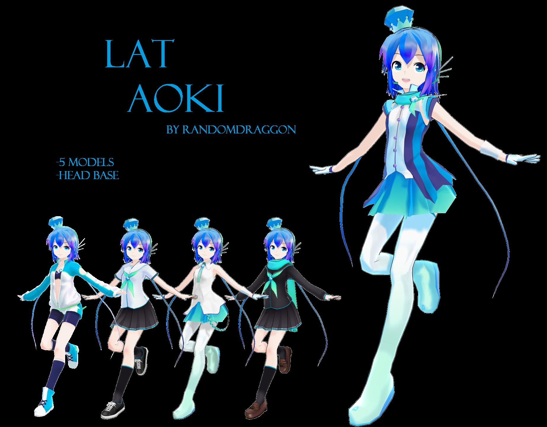 LAT Aoki Lapis - RD
