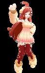 PDf 2nd Miki Sheep Costume