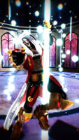 MMDxOverwatch: Feliz Navidad Reaper! by DesertDraggon