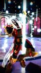 MMDxOverwatch: Feliz Navidad Reaper!