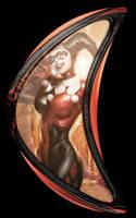 Harley Quinn Banner by Emeruson