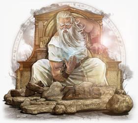 Zeus Sign by Emeruson