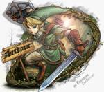 Legend of Zelda sign