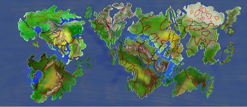 Vonyurt Territories by ReaverPan
