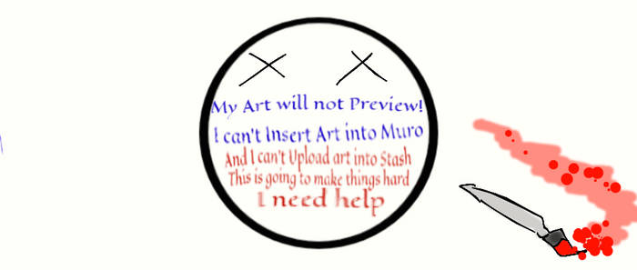 Art is not previewing by ReaverPan