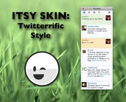 Isty skin - Twitterrific style