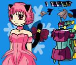 Tokyo Mew Mew Dress Up Game