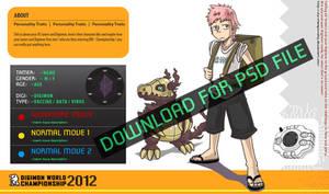 DWC 2012 - Application Sheet
